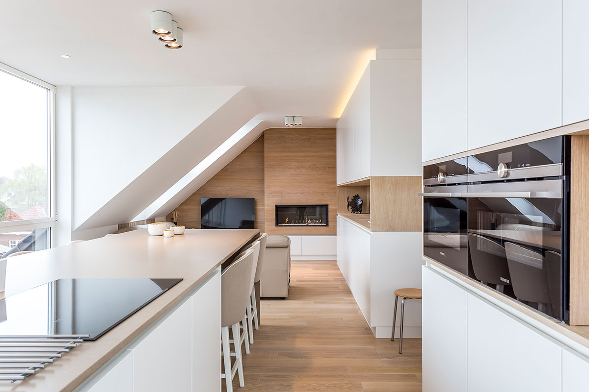 Realisaties we liv in interieur architecten for Interieur hasselt